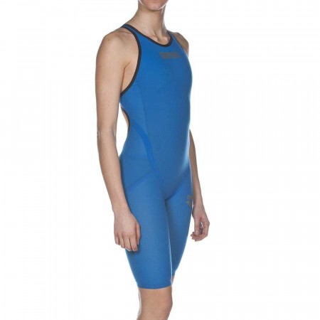 ARENA -  Powerskin Carbon Flex VX, Open Back, Imperial Blue/Dark Grey