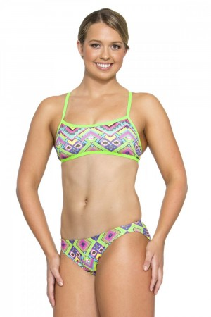 Amanzi Arcadia Womens Bikini - Brief