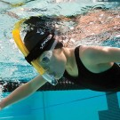 FINIS swimmers snorkel - yellow thumbnail