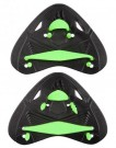 Mad Wave - Finger Paddles, Pro, Black/Green thumbnail