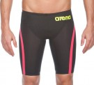 Arena - PWSKIN Flex VX Jammer, Dark Grey-Fluo Red thumbnail