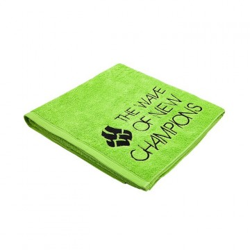 Mad Wave Towel Wave 70 x 140 cm - Green