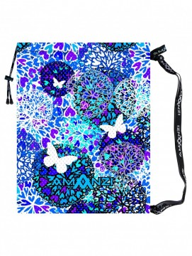 Amanzi Mesh Bag - Butterfly Kisses
