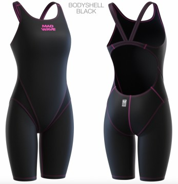 Mad Wave EXT Bodyshell Kneesuit Open Back