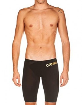 Arena Carbon Air 2 Jammer - Black-Black Gold