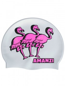 Amanzi - Badehette, Flamingle