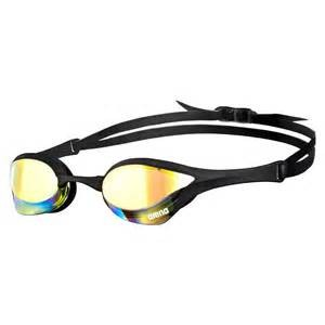 Arena - Cobra Ultra Mirror Yellow/Revo/Black/Black