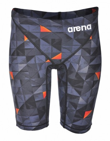 ARENA - Powerskin ST 2.0 Jammer Limited edition, Black/Orange